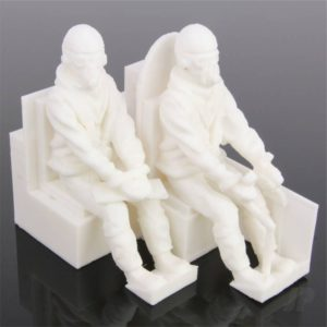 1:8 Scale Mosquito Pilots