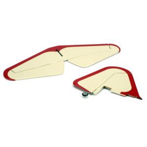 E-Flite Taylorcraft 450 EP Tail Set