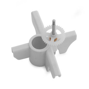 E-Flite Ultra Micro AS3Xtra Gearbox with Propshaft EFLU5153