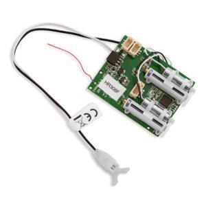 E-Flite Ultra Micro AS3Xtra DSM2/DSMX UM AS3X Receiver/ESC