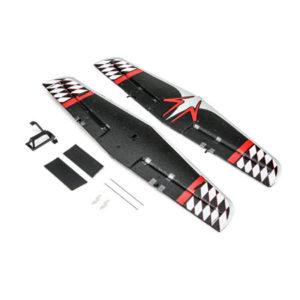 E-Flite Wing Set w/ Struts: UMX P3