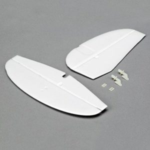 E-Flite Tail Set: UMX Whipit EFLU3103