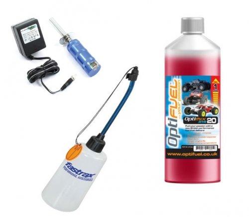Nitro Starting & Equipment