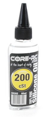 Core RC 200 cSt Silicone Oil