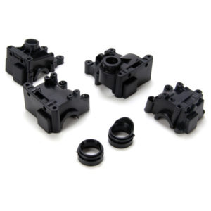 Losi Ten-T Front and Rear Gearbox Set LOSB3104