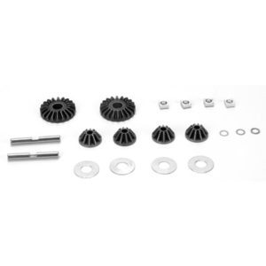 Losi Ten-T Diff Gear Set with Hardware LOSB3569
