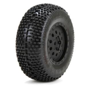 Losi XXX-SCT/SCB Premounted Eclipse Tyres/Wheels (2) LOS43003