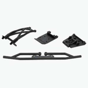 Losi XXX-SCT Front Bumper Set - LOSB2406