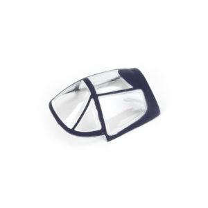 ParkZone Ultra-Micro F4F Corsair Clear Canopy - PKZU1604