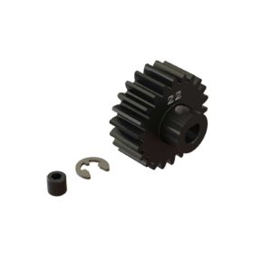 22T Mod1 Safe-D5 Pinion Gear