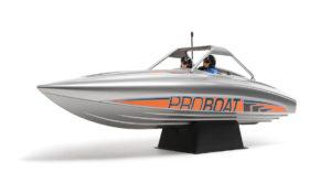 "Proboat River Jet Boat 23"" 584mm RTR self-righting"