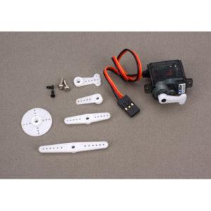 E-Flite 7.6gm DS76 Digital Sub-Micro Digital Tail Servo EFLRDS76T