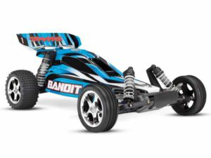 Traxxas Bandit XL-5 iD RTR (Blue)