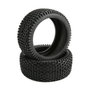 Losi 5ive-B Tire Set Firm (2): 5IVE B - TLR45002