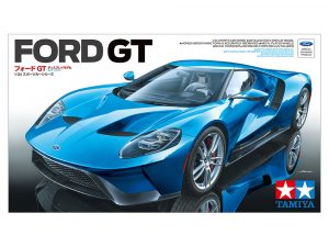 24346 1/24 FORD GT 24346