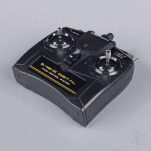 2.4GHz 4-Channel Transmitter (Sport Cub 500 / P-51 / F4U)