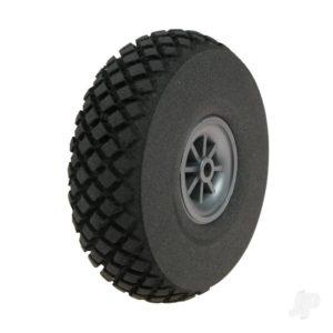 2.5 ins Diamond Lite Wheels (64mm) (2pcs)