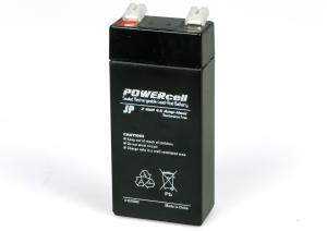 2V 4.5 AMP POWERCELL GEL BATTERY