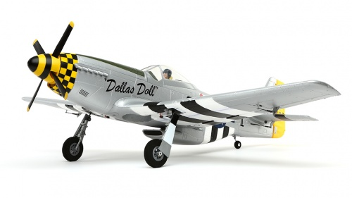 E-Flite P-51D Mustang BNF Spares