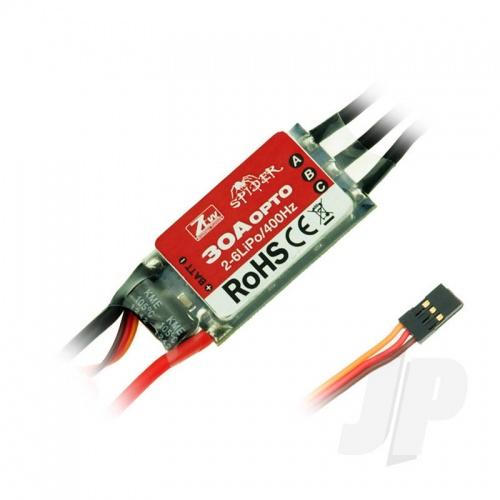 Quadcopter Speed Controller - ESC