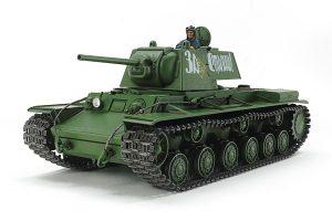 35372 1/35 RUSSIAN HEAVY TANK KV-1F MODEL 1941 EARLY PRODUCTION