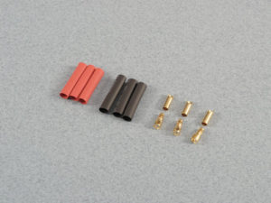 3.5mm Gold Connector Set 3prs