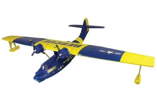 Dynam PBY Catalina Blue Yellow Spares