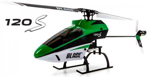 Blade 120 S Spares