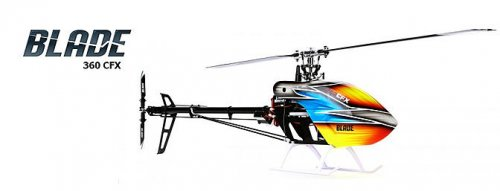 Blade 360 CFX Spares