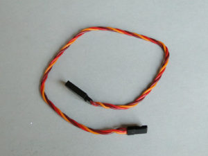 JR Extension Lead (Silicone) 300mm