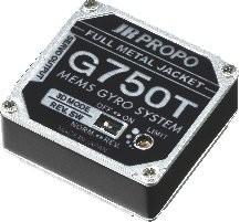 JR G750T Gyro