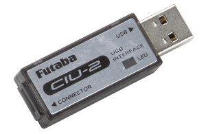 Futaba Servo/Gyro Programming Interface USB
