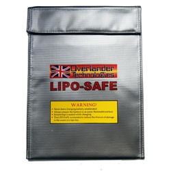 Lipo Safety Charge Sack