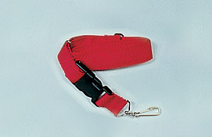 Deluxe Neck Strap (Red)
