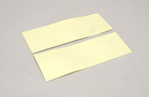 Double Sided Tape 2x 76x232mm