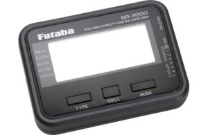 Futaba Battery Checker/Balancer-Universal BR-3000