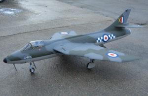 Flying Legends Hawker Hunter MkVI