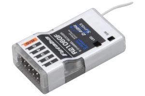 6ch Rx Micro 2.4GHz S-FHSS (Air)