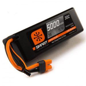 5000mah 3S 11.1V 30C; HC, IC3