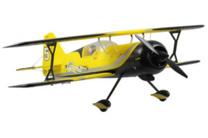 Dynam Pitts Model 12 ARTF Bi-Plane w/o TX/RX (YELLOW)