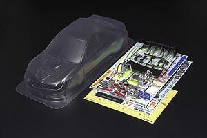 51289 IMPREZA WRC 07 BODY