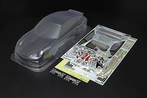 Tamiya 51336 PORSCHE 911 GT3 CUP BODY PARTS SET