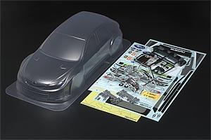 51364 IMPREZA WRC 08 BODY
