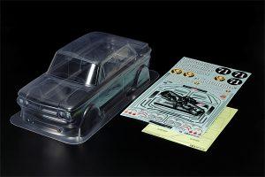 51594 NSU TT JAGER BODY