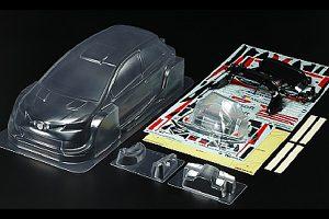 51608 YARIS WRC BODY