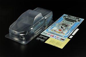 51611 TOYOTA HILUX EXTRA CAB BODY