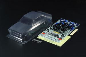 Tamiya Ford Escort MkII