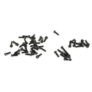 5ive-T 3mm Button Head & Cap Screw Assortment (38) - LOSB6451