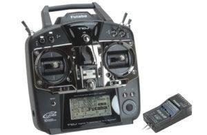 Futaba T10J 10ch Combo 2.4G T-FHSS/S-FHSS (N-Tx) M1 R3008SB