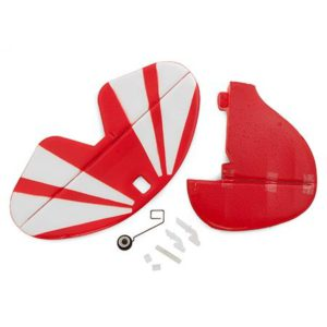 UMX PITTS S-1S TAIL SET WITH ACCESSORIES EFLU5260
